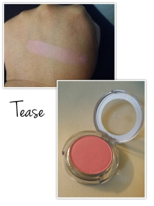 This is a beautiful pink tone, but after swatching, I feel it would look best on light to medium skin tones.