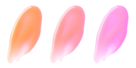 sheer color balm swatches